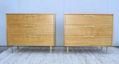 Grosfeld House Grosfeld House Primavera Wood 3 Drawer Modern Dressers - 1689920