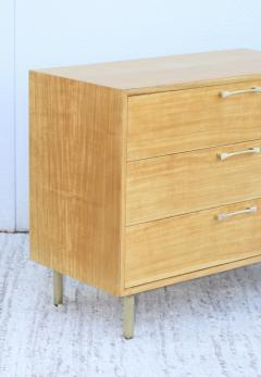 Grosfeld House Grosfeld House Primavera Wood 3 Drawer Modern Dressers - 1689921
