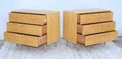 Grosfeld House Grosfeld House Primavera Wood 3 Drawer Modern Dressers - 1689929