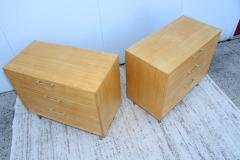 Grosfeld House Grosfeld House Primavera Wood 3 Drawer Modern Dressers - 1689930