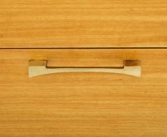Grosfeld House Grosfeld House Primavera Wood 3 Drawer Modern Dressers - 1829659