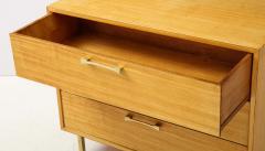 Grosfeld House Grosfeld House Primavera Wood 3 Drawer Modern Dressers - 1829670