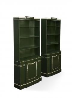 Grosfeld House Pair of Grosfeld House Bookcases - 997385
