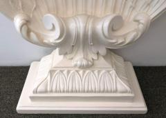 Grosfeld House Pair of Mid Century Shell For Console Table - 784174