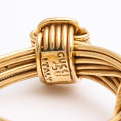 Gucci 1960s Gucci Gold Wirework Ring - 1222858