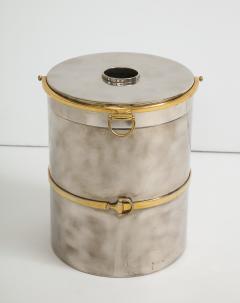 Gucci Gucci Chrome Brass Champagne Ice Bucket - 1241099
