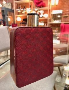 Gucci Gucci Leather Thermos Flask Italy 1970s - 1020690