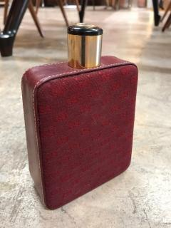 Gucci Gucci Leather Thermos Flask Italy 1970s - 1020694