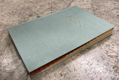 Gucci Gucci Vintage Agenda Phone Address Notebook Italy 1980s - 1020709