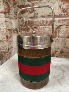 Gucci Vintage Gucci Ice Bucket Italy 1970s - 2081827