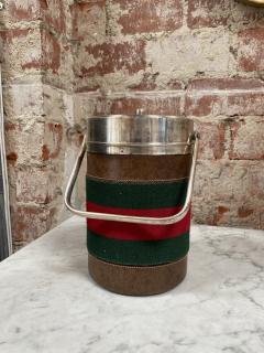 Gucci Vintage Gucci Ice Bucket Italy 1970s - 2081834
