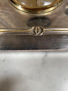 Gucci Vintage Gucci table Clock 1970s - 2081893
