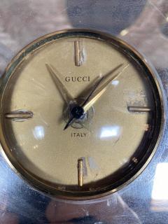 Gucci Vintage Gucci table Clock 1970s - 2081894