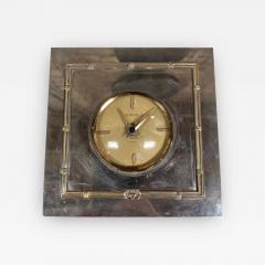 Gucci Vintage Gucci table Clock 1970s - 2082528