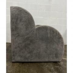 Gufram Ceretti Derossi Rosso Vintage Ceretti DeRossi Rosso Lounge Chair - 1682405