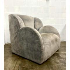 Gufram Ceretti Derossi Rosso Vintage Ceretti DeRossi Rosso Lounge Chair - 1682425