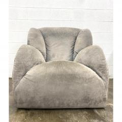 Gufram Ceretti Derossi Rosso Vintage Ceretti DeRossi Rosso Lounge Chair - 1682428