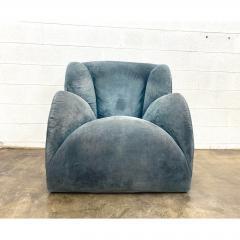 Gufram Ceretti Derossi Rosso Vintage Lounge Chair Designed by Ceretti DeRossi Rosso - 1682412