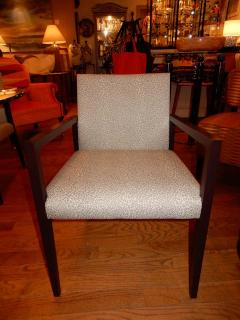 Gunlocke Four Midcentury American Made Armchairs by Gunlocke Co after Risom - 1881269