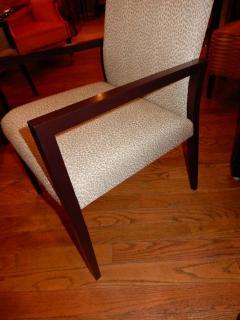 Gunlocke Four Midcentury American Made Armchairs by Gunlocke Co after Risom - 1881272