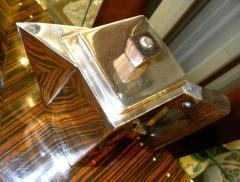H L Linton Paris Outstanding unique cubist coffee tea service by H L Linton Paris - 1418304
