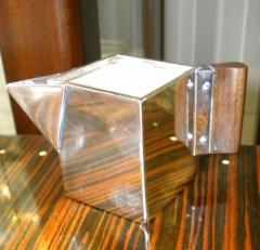 H L Linton Paris Outstanding unique cubist coffee tea service by H L Linton Paris - 1418322