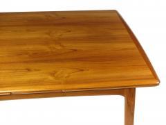 H P Hansen M belindustri HP Hansen Teak Draw Leaf Dining Table - 1704535
