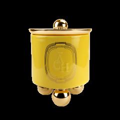 HOMM S Studio Achi Black Candle - 2136520