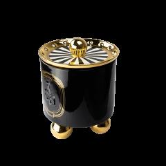 HOMM S Studio Achi Black Candle - 2136526