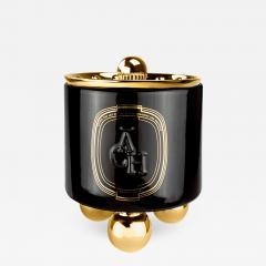 HOMM S Studio Achi Black Candle - 2139109