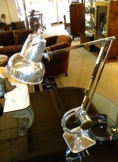 Hadrill Horstmann Vintage Industrial Hadrill Horstmann Counterweight Lamp - 123563