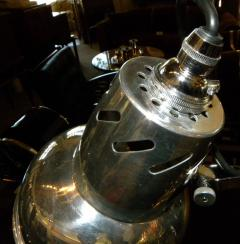 Hadrill Horstmann Vintage Industrial Hadrill Horstmann Counterweight Lamp - 123568