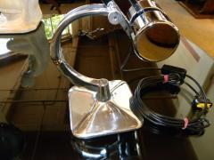 Hadrill Horstmann Vintage Industrial Hadrill Horstmann Counterweight Lamp - 123572