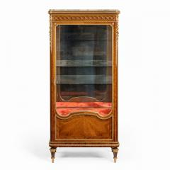 Haentge s Freres A kingwood display cabinet by Haentges Fr res - 1849306