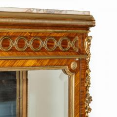 Haentge s Freres A kingwood display cabinet by Haentges Fr res - 1849308