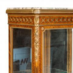 Haentge s Freres A kingwood display cabinet by Haentges Fr res - 1849309