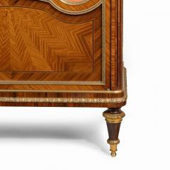 Haentge s Freres A kingwood display cabinet by Haentges Fr res - 1849313