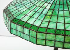 Handel Co Fine Handel Peacock Feather Lamp with a Geometric Shape - 1773138