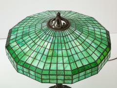 Handel Co Fine Handel Peacock Feather Lamp with a Geometric Shape - 1773140