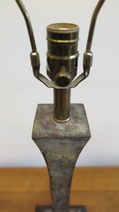 Hansen Lighting Co Hansen Bronze Table Lamp - 696904