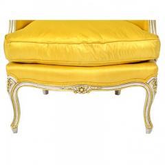 Henredon 1950s Henredon Bergere Chair Louis XV Style   173801