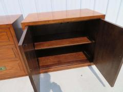 Henredon Furniture 3 Outstanding Henredon Campaign Chest Cabinet Credenza Mid Century Modern - 1708820