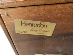 Henredon Furniture 3 Outstanding Henredon Campaign Chest Cabinet Credenza Mid Century Modern - 1708841