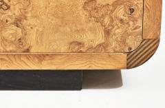 Henredon Furniture Henredon Burl Wood Credenza 1980 - 2122584