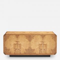 Henredon Furniture Henredon Burl Wood Credenza 1980 - 2123838