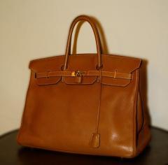 Herm s Herm s Birkin Bag 40 from Herm s Staff - 873834