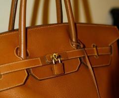 Herm s Herm s Birkin Bag 40 from Herm s Staff - 873835