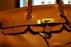 Herm s Herm s Birkin Bag 40 from Herm s Staff - 873837