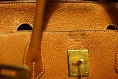 Herm s Herm s Birkin Bag 40 from Herm s Staff - 873838