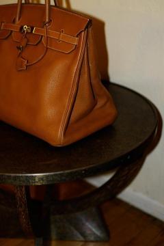 Herm s Herm s Birkin Bag 40 from Herm s Staff - 873839